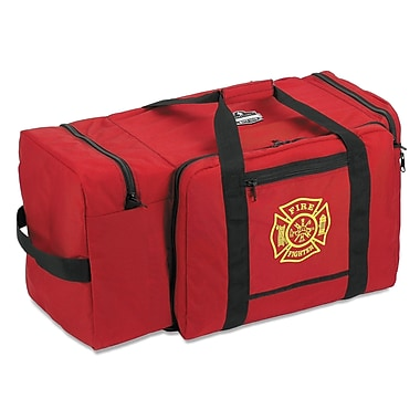 Ergodyne® Arsenal® Gear Bag With F & R Logo, Red, Large