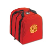 Ergodyne® Arsenal® Step-in Tall Gear Bag With F & R Logo, Red