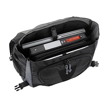 Ergodyne® Arsenal® 5135 Laptop Messenger Bag, Black