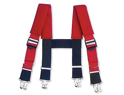 Ergodyne Arsenal 5092 Quick Adjust Suspenders Red 42