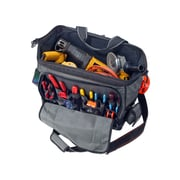 Ergodyne® Arsenal® Open Face Tool Organizer, Gray, Large