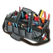 Ergodyne® Arsenal® Trades Tool Organizer, Gray, 13H x 9W x 20L