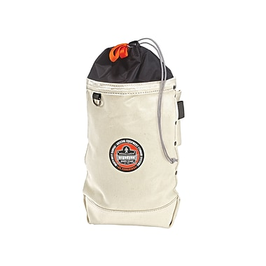 Ergodyne® Arsenal® Tall Safety Bolt Bag, White, 10