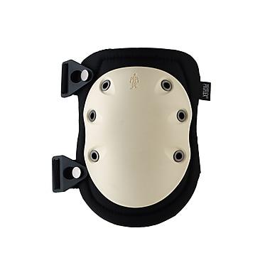 Ergodyne® ProFlex® Buckle Closure Knee Pad With Non-Marring Rubber Cap, Tan