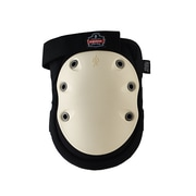 Ergodyne® ProFlex® Knee Pad With Non-Marring Rubber Cap, Tan