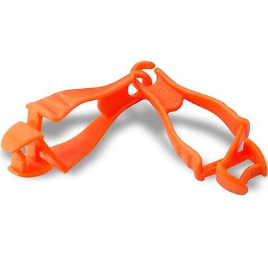 Ergodyne® Squids® Dual Clip Glove Grabber, Orange