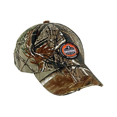 Ergodyne® GloWear® 8940 PowerCap™ Hi-Visibility Headwears With Logo