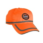 Ergodyne® GloWear® 8940 PowerCap™ Hi-Visibility Headwear, Orange