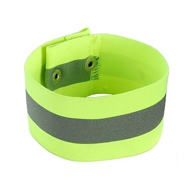 Ergodyne® GloWear® 8001 Hi-Visibility Arm/Leg Band, Lime, Large/XL
