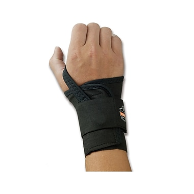 Ergodyne ProFlex® 4000 Single Strap Right Wrist Support, Medium
