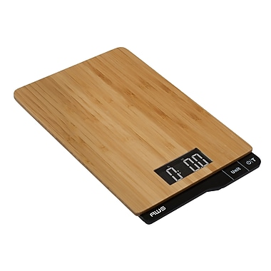American Weigh Scales ECO-5K Digital Kitchen Scale