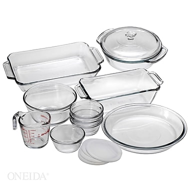 Anchor Hocking™ Bake Set, 15 Piece/Set
