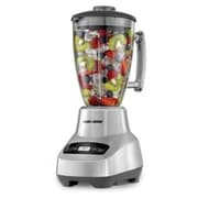 Applica™ Black&Decker® 4 Speed Metal Blender With 48 oz. Glass Jar, Silver