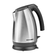 Black & Decker® JKC650 1.6 Liter Cordless Electric Kettle, Silver