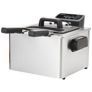 Aroma® SmartFry XL™ 4 qt. Stainless Steel Deep Fryer