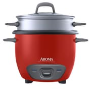 Aroma® 6 Cup Pot-Style Rice Cooker & Food Steamers