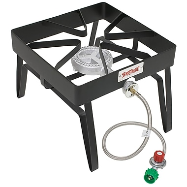 Barbour International Bayou Classic 55000 BTU Propane Gas Single Burner Outdoor Stove