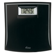 Conair® Weight Watchers® WW204B Compact Precision Scale, Black
