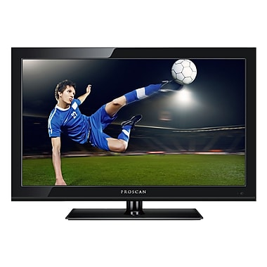 Curtis® Proscan® 22in. Diagonal 1080p FHD LED LCD TV, Black