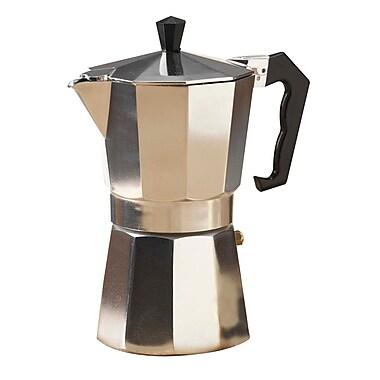 Primula® 18 oz. Stovetop Espresso Coffee Maker, Aluminum