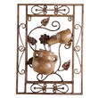 Kelkay® easy fountain® 400 mm Sorrento Wall Art Water Feature Fountain, Brown