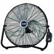 Lasko® 20in. High Velocity Floor/Wall Fan With Quickmount®, Black