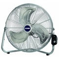 Lasko® 20in. Max Performance High Velocity Floor/Wall Mount Fan, Silver