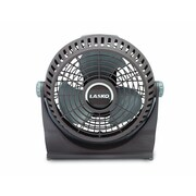 "Lasko® Breeze Machine® 10"" Floor Fan, Brown"