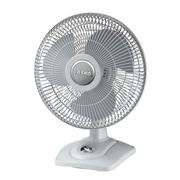 "Lasko® 12"" Oscillating Premium Table Fan, Gray"