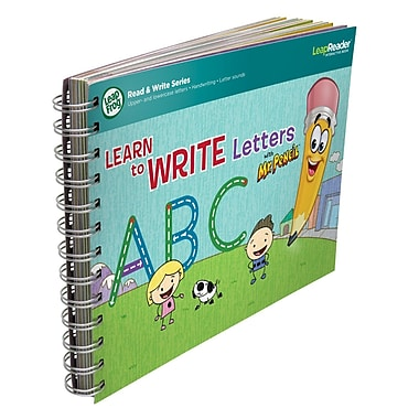 LeapFrog® LeapReader™ in.Learn to Write Letters With Mr. Pencilin. Deluxe Activity Set, Ages 4-6 Years