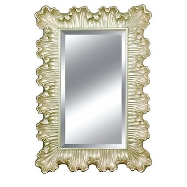 Lofty Ardant 48in. x 32.6in. x 2.8in. Polyurethane Framed Mirrors