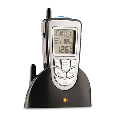 Maverick® Remote Thermometer With Timer and LED Flashlight