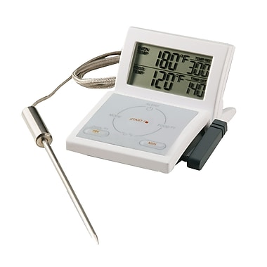 Maverick® Dual Sensor Oven and Roasting Digital Thermometer With Timer