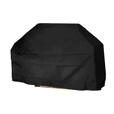 Mr. Bar-B-Q® Backyard Basics™ Grill Cover, Black, Large