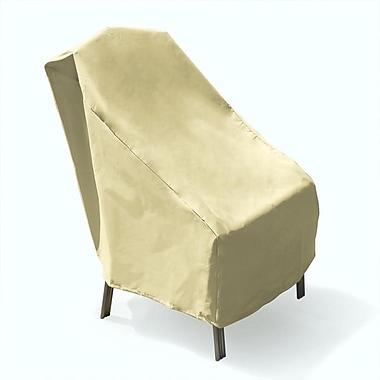 Mr. Bar-B-Q® Backyard Basics™ Patio Chair Cover, Off White