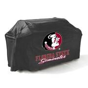 Mr. Bar-B-Q® Florida State Seminoles Grill Cover, Black