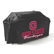 Mr. Bar-B-Q® Ohio State Buckeyes Grill Cover, Black