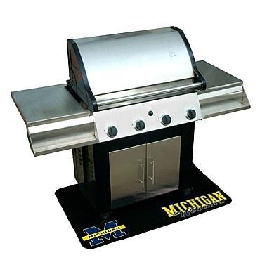 Mr. Bar-B-Q® Michigan Wolverines Grill Mat