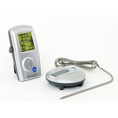 Oregon Scientific Wireless BBQ Thermometer, Silver