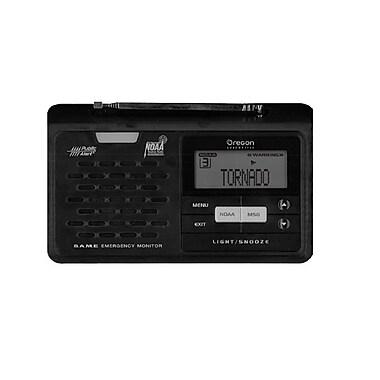 Oregon Scientific Desktop NOAA Weather Alert Radio