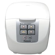 Panasonic® Fuzzy Logic Rice Cooker With One Touch Cooking, White