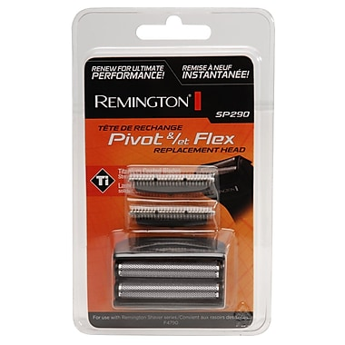 Remington® Replacement Screen and Cutters For Foil Men's Shavers