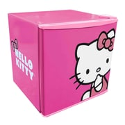 Sakar® Hello Kitty FR17 1.7 cu.ft. Fridge, Pink