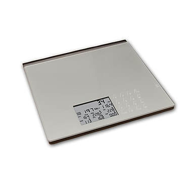 Salter Nutritional Scale With Glass Top