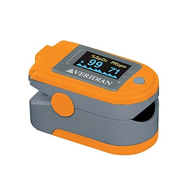 Veridian Healthcare® Premium Pulse Ox Fit™ Pulse Oximeter