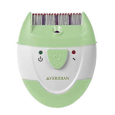 Veridian Healthcare® Finito Electronic Lice Comb