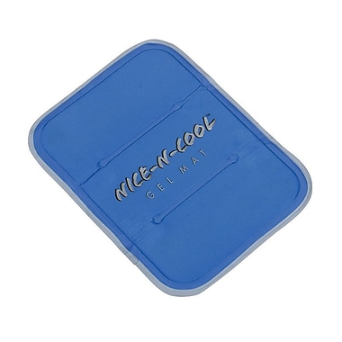 Veridian Healthcare® Vertical Nice-N-Cool Gel Mat, Blue
