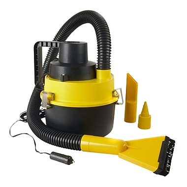 Wagan® 750 1 gal Wet/Dry Ultra Vacuum Cleaner With Air Inflator