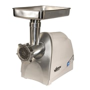 Weston® 575 W #8 Heavy Duty Electric Meat Grinder & Sausage Stuffer, White