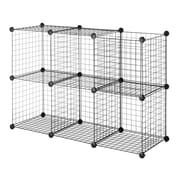 Whitmor 6/Set Wire Storage Cubes